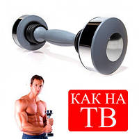 Спортивная гантель Shake Weight мужская модель, доставка по всей Украине