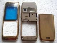 Корпус Nokia E51 бронзовый набор панелей
