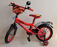 Детский двухколёсный велосипед для мальчика Ниндзяго