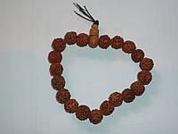 Четки - браслет из рудракши