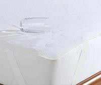 Наматрасник детский непромокаемый Аква-стоп 60*120 белый 60339