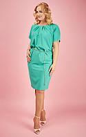 Шикарное женское платье Виктория увеличенного размера