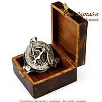 Часы солнечные в старинном стиле компас NI232A/N