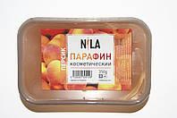 "Парафін косметичний ""NILA"" (персик) 400 г (500 мл)"