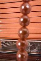 Жалюзи горизонтальные алюминиевые copper 59 производство под заказ покупателя в Одессе и в Украине