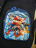 """Модный детский рюкзак """"Человек паук"""""""
