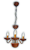Люстра Gryb-light, CLASSIC Lovely L0301-3, керамика.