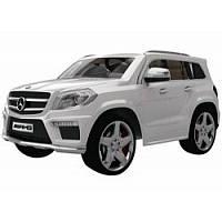 Детский Электромобиль Джип Mersedes Benz GLK 300 белый