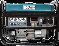 Бензиновий генератор Könner&Söhnen KS 3000, фото 1