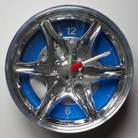 Часы - диск с подсветкой настенные