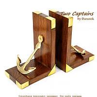 Букенд (зажим для книг) с морским якорем NI190