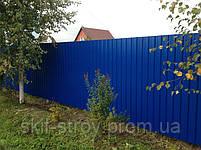 Профнастил стеновой  ПС18 в ассортименте 0,35мм, 0,4мм, 0,45мм, фото 3