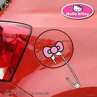 "Наклейка булавка - ""Hello Kitty"", фото 1"