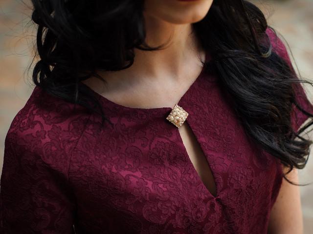 Стильное женское нарядное платье Девора