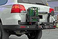 Задний бампер Starworks для Toyota Land Cruiser LC200 (с 2008 года)