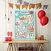 Скретч постер 1DEA.me #100 ДЕЛ Junior edition, фото 5