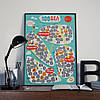 Скретч постер 1DEA.me #100 ДЕЛ Junior edition, фото 6