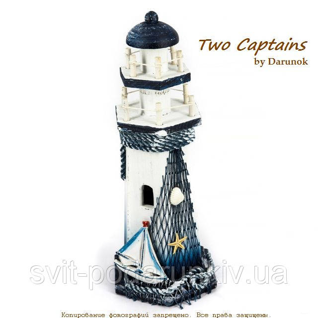 Маяк сувенир в морском стиле большой B014