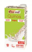 Молоко из киноа с сиропом Агавы, ТМ EcoMil, 1 л