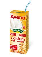 Молоко овсяное с кальцием, ТМ NaturGreen, 200 мл