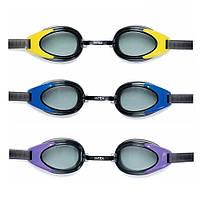 Очки для плавания Intex, возраст 14+ (ОПТОМ) 55685