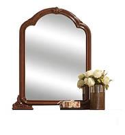 Зеркало Опера 1040х890х50мм орех лак Світ Меблів