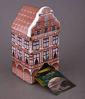 """Банка для чайных пакетиков """"Домик"""" 16 см."""