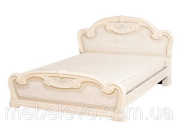 Кровать Опера 180 2сп 1200х2060х2120мм Світ Меблів