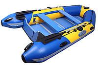 Моторная лодка с надувным кильсоном Vulkan TMK320