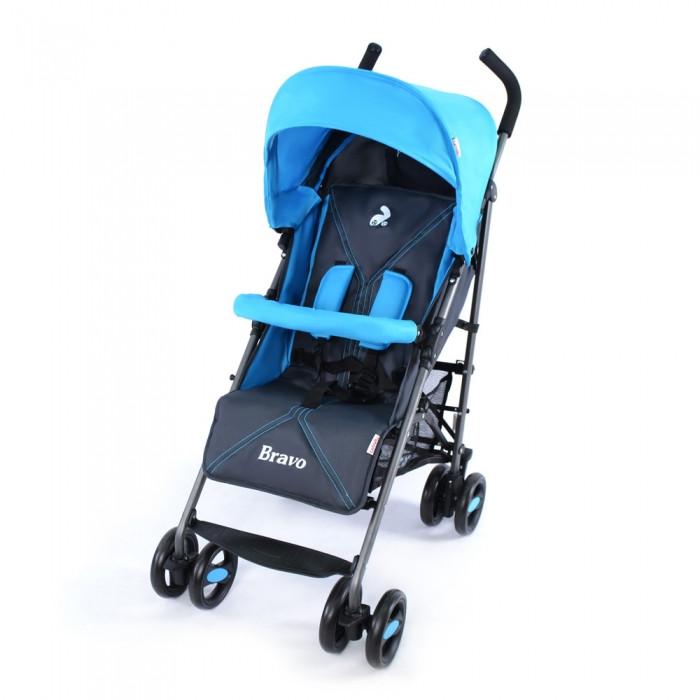 Коляска прогулочная CARRELLO Bravo CRL 1404 Blue