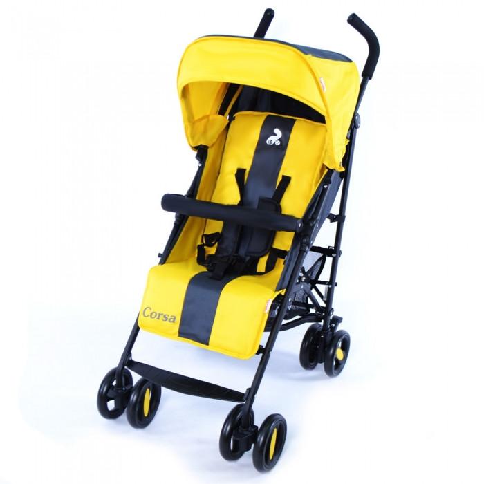 Коляска прогулочная CARRELLO Corsa CRL 1401 Yellow