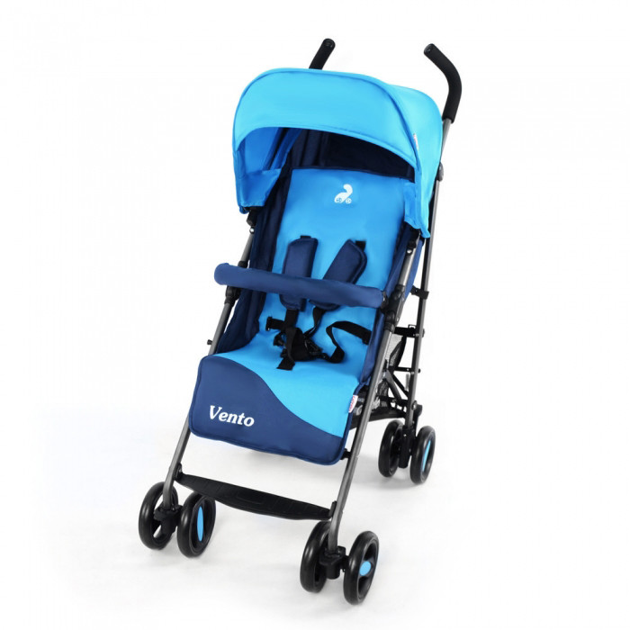 Коляска прогулочная CARRELLO Vento CRL 1402 Blue