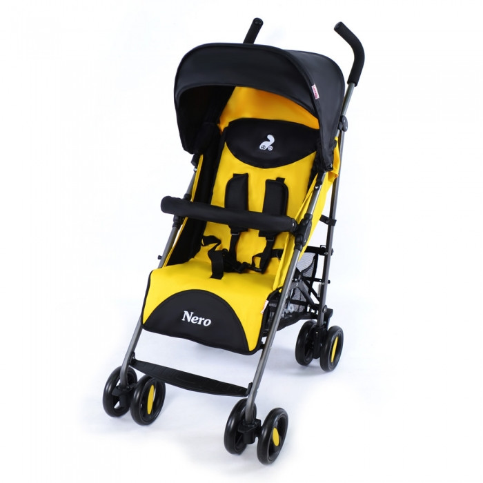 Коляска прогулочная CARRELLO Nero CRL-1403 Yellow