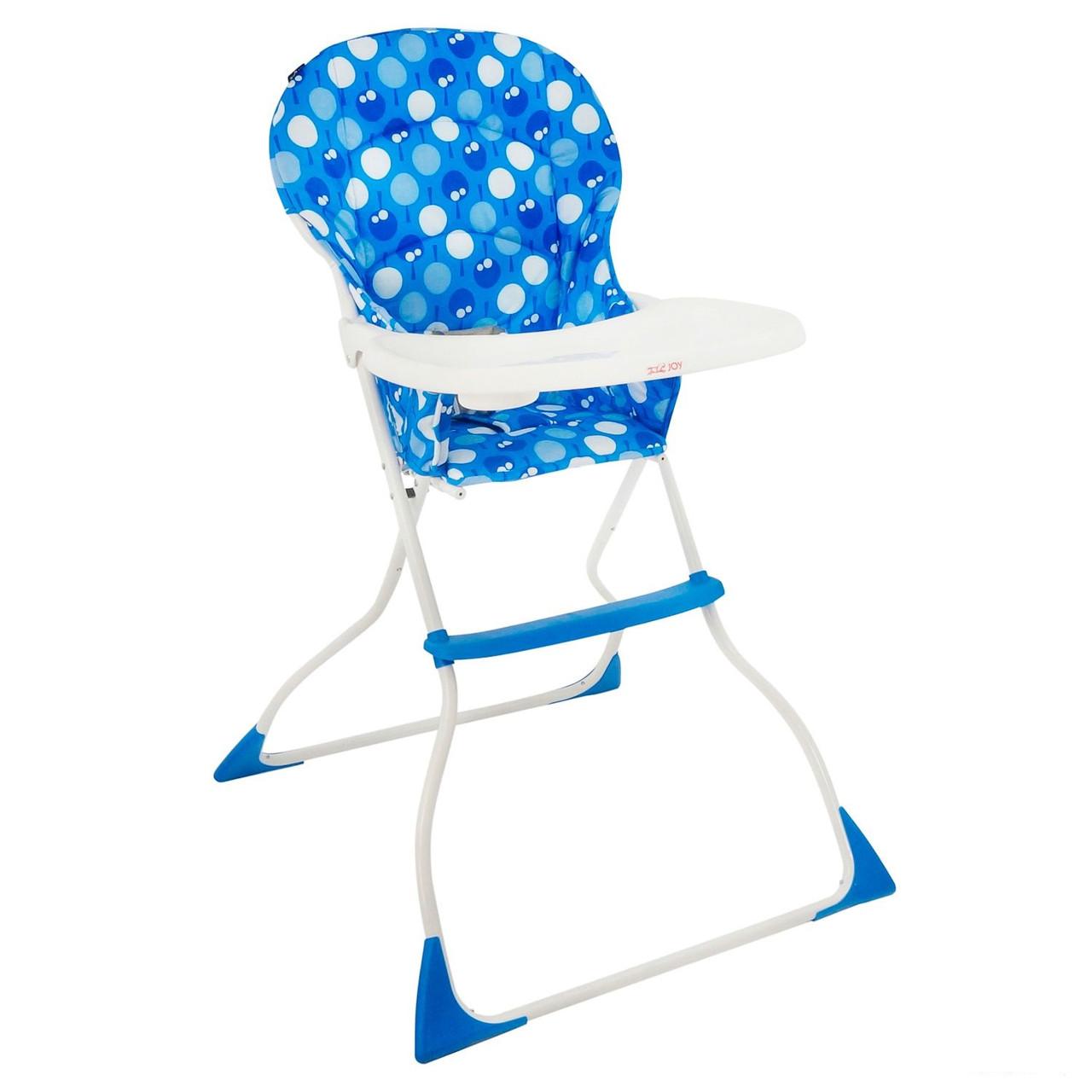 Стульчик для кормления LY 100 Areola blue