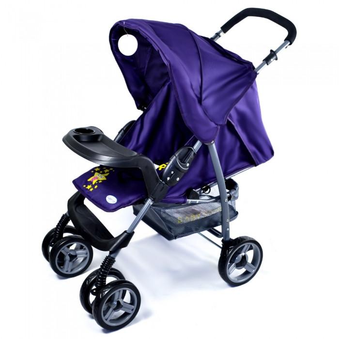 Коляска прогулянкова Baby Star ВТ-608 Purple