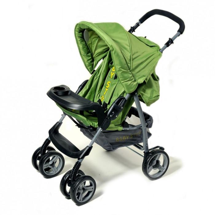 Коляска прогулочная Baby Star ВТ-608 Green