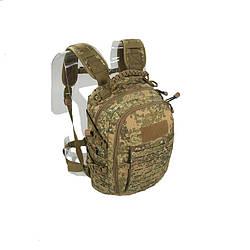 Военный рюкзак Helikon Direct Action Dust - PenCott Badlands