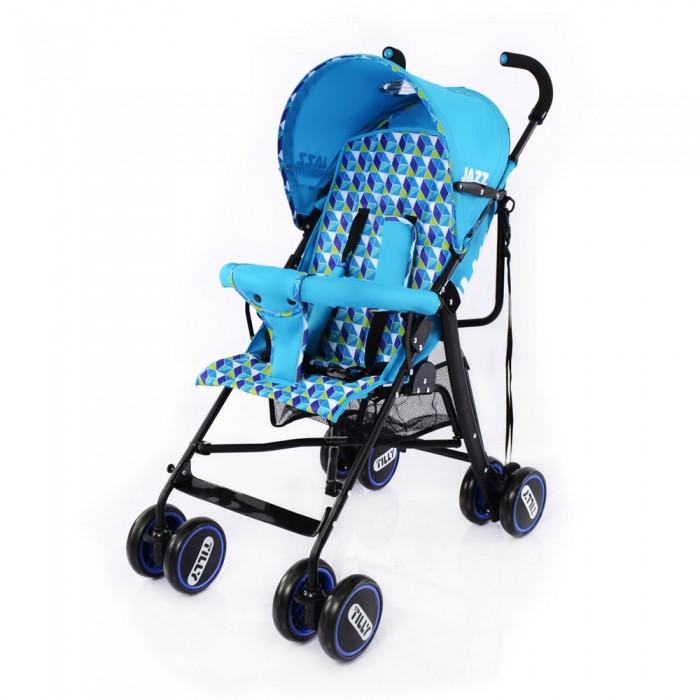 Коляска-трость TILLY Jazz BT-SB-0008 Blue