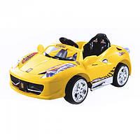 Електромобіль BT-BOC-0001(5888) Yellow