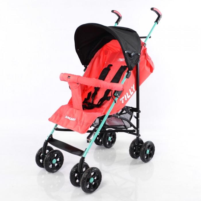 Коляска-трость TILLY Smart SB-0007 Pink