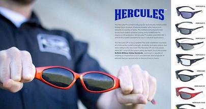 Очки солнцезащитные - несокрушимые Hercules6 (Global Vision), фото 3