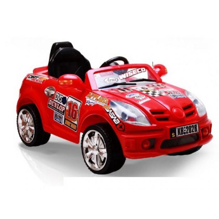 Детский электромобиль BT-BOC-0010 RED