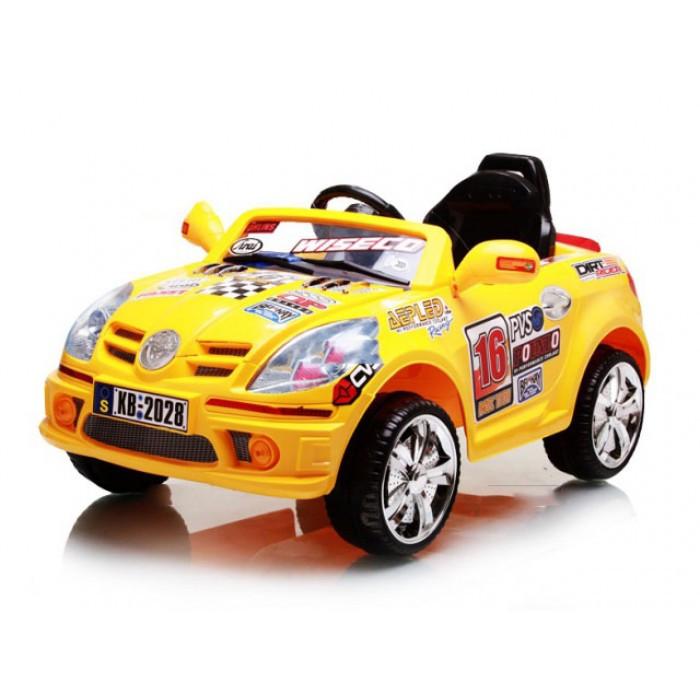 Детский электромобиль BT-BOC-0010 YELLOW