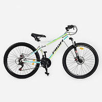 Велосипед PROFI спорт 26 дюймов G26A315-H-W