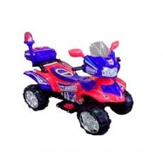 Электромобиль KB92068 RED-BLUE квадроцикл