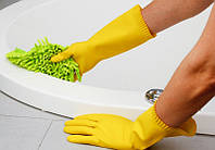 Уборка кухни и санузла