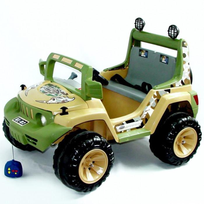 Электромобиль BT-BOC-0057 Green