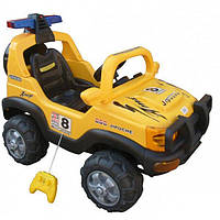 Електромобіль BT-BOC-0047 Yellow