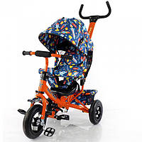 Велосипед трехколесный TILLY Trike T-351-10 Orange