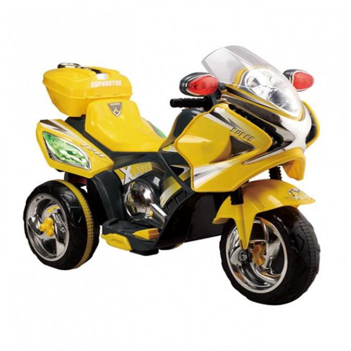 Електромобіль BT-BOC-0069 Yellow